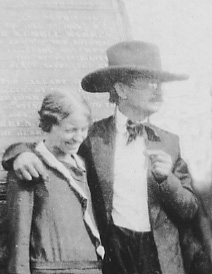 Frank A. Warren and his wife Mary